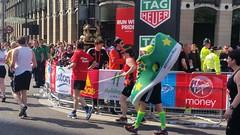 London Marathon 2017 #ShoeperMan (sarflondondunc) Tags: londonmarathon westminsterbridge westminster london 2017 shoeperman