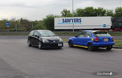 Mimms Honda Day 23/4/17 Rockingham Raceway (Ajay Parmar Design) Tags: b series b18 b16 b18c4 b16a2 ek9 ej9 ek4 vti sir honda nation stnace daily turbo supercharged show ghetto road built 621 6two1 car driveway mimms day rockingham race way corby time attack kanjo no good racing speed hunters night fighters front runners only takata sparco integra nsx civic dc2 dc5 crx ef crz