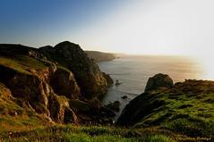 F - Bretagne - Finistre - Beuzec Cap-Sizun (RCM-Concept) Tags: sunset cliff soleil brittany coucher bretagne cap f falaise finistre sizun