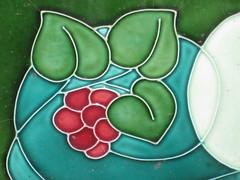 Art Nouveau Tiles of Flowers and Leaves - Coburg (raaen99) Tags: pink red white flower green floral leaves yellow shop wall architecture tile leaf stem coburg waterlily lily antique 19thcentury victorian cream australia melbourne victoria frieze artnouveau tiles victoriana stems pottery nouveau 20thcentury porcelain cracked feature shopfront edwardian japonism crazed cracking jugendstil sydneyroad artsandcraftsmovement nineteenthcentury sydneyrd japonisme belleepoque twentiethcentury bellepoque japanism architecturalfeature crazing artnouveaustyle majollica artscraftsmovement coburgnorth edwardiana tubelined northcoburg artnouveautile artnouveaudesign japanisme friezetile artsandcraftstile featuretile artscraftstile