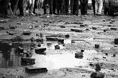 Battle of Rome (Vi*TeK) Tags: street urban italy black roma no protest police 15 anger gas demonstration block revolucion presidio act global guerrilla teargas ottobre manifestazione rabbia antifa londa represion clashes corteo resistenza rivolta dissidence rappresaglia tumulti barricate disobbedienti indignados