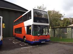 T415BNN (Centrebus) 21-09-2014 Duxford Showbus.1 (routemaster2217) Tags: duxford imperialwarmuseum iwm showbus2014