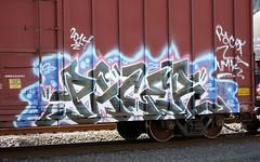 Pacer (delete08) Tags: street urban streetart portland graffiti delete