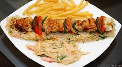 Chicken Brochette (Rubayat's | Imagination) Tags: red food canon restaurant foodporn dhaka bangladesh foodography foodlover canonfood canon650d