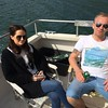 #kjæresteparet på #båttur