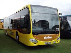 BX64WJE (Kinchbus) 21-09-2014 Duxford Showbus.2 (routemaster2217) Tags: transport duxford imperialwarmuseum iwm showbus2014
