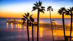 Nikon D800E Fine Art! A Study of the Sunset at the San Clemente Pier!  Dr. Elliot McGucken Fine Art Photography! Nikon AF-S Nikkor 28-300mm f/3.5-5.6G ED VR! (45SURF Hero's Odyssey Mythology Landscapes & Godde) Tags: sunset beach colors san fineart palmtrees socal elliot sanclemente brilliant fineartphotography clemente atthe mcgucken nikonafsnikkor28300mmf3556gedvr elliotmcgucken nikond800e nikond800efineartastudyofthesunsetatthesanclementepierdrelliotmcguckenfineartphotographynikond800efineartastudyofthesunsetatthesanclementepierdrelliotmcgucken astudyofthe pierdrelliotmcguckenfineartphotography