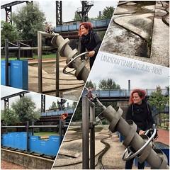 Unterwegs im Landschaftspark Duisburg.   On the way in Landschaftspark Duisburg.  #kiraton #duisburg #deutschland #day #autumn #de #holiday #hooray #hoorayfortoday #kiratontravel #travel #travelblog #travelingram #traveltheworld #worlderlust  #abenteuer #