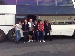 H&E Tour Bus