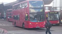 Go Ahead London - SN61 DBX (BigbusDutz) Tags: london ahead go 400 alexander dennis enviro dbx sn61