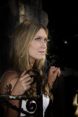 IMG_3823 (TJ Boarman) Tags: portrait woman fashion lady naturallight canondslr outdoorportrait strobist canon24105 canon580 sigma85f14