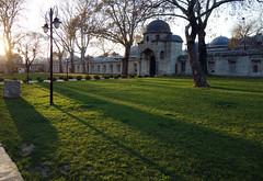Süleymaniye grounds