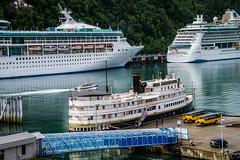 2014 - Skagway - Alaska Cruise - S.S. Legacy