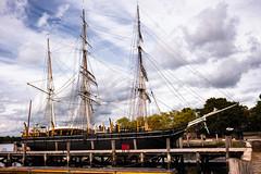 Charles W. Morgan Whaling Ship, Mystic Seaport, Connecticut (Diacritical) Tags: 35mm whaling mystic mysticseaport charleswmorgan f68 summiluxm11435asph centerweightedaverage leicamtyp240 september242014 secatf68 12510pm