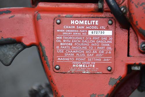 Homelite 17L (1)