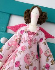 Tilda Primavera (Crafts by Sandra Kecek) Tags: cute bonecas dolls crafts tilda