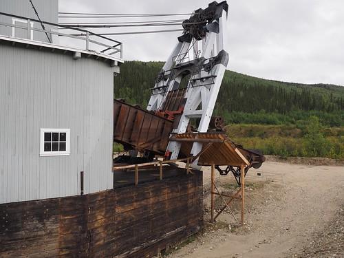 Gold Dredger, Dawson City