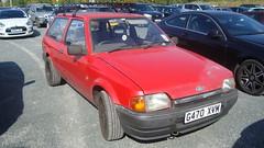 1990 Ford Escort 1.3 Popular Estate