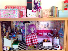 All change for Miss9's Blythe house