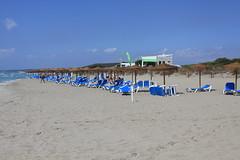 An hour after the storm. (Steve Dawson.) Tags: sea holiday beach canon eos is spain sand mediterranean playa september espana usm ef28135mm 12th menorca minorca sonbou 2014 balearicislands f3556 50d ef28135mmf3556isusm spanishislands canoneos50d