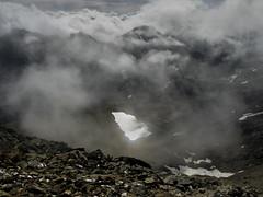 023 - uno specchio nella nebbia (TFRARUG) Tags: alps alpine alpi valledaosta valdaosta arbolle lagogelato emilius ruthor leslaures trecappuccini