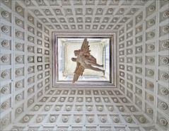 L'enlèvement de Ganymède (Palazzo Grimani, Venise)