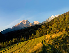 Panorama of Kokra, Slovenia (Dejan H.) Tags: life autumn sunset panorama mountains alps west nature beautiful canon landscape evening landscapes photo amazing mt view gorgeous south great natur sunsets myfav paisaje panoramic paisagem best east hills explore slovenia slovenija paysage epic beatiful senja dejan clubsocial gorgeus nort pokrajina narava g15 awesomeshots skyporn kokra grintovec igphoto tagsta landscapelover latergram instahub tagstagram canong15 instanusantara landscapestylesgf iclandscapes tagstanature fabscape igcentricnature instaworldlove instaland hudoletnjak icusunset lepoteslovenija slovenianbeauties landspacelovers greatestlandscapepicture dejanh dejanhudoletnjak