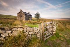 Nuns Cross farm (bigsi100) Tags: house abandoned wall rural gate devon moor derelict dartmoor nunscrossfarm