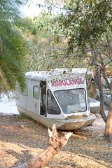 An ambulance, Okavango Delta, Botswana (Alex Keshavjee) Tags: africa alex delta botswana okavango keshavjee