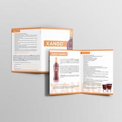 Xango - Brochure (Villajoart) Tags: print colombia jorge brochure 2012 bucaramanga plegable xango villamizar villajoart