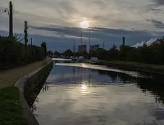 Evening Light (davep90) Tags: ferry boats canal warrington inn fiddlers penketh shutternutters davep90