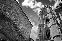 Oviedo, Catedral. (Eugercios) Tags: espaa tower art architecture spain arquitectura espanha europa europe cityscape torre arte cathedral gothic north catedral s asturias oviedo norte asturies gtico astrias northofspain vetusta espaaverde principadodeasturias