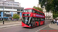 The future... (Leyland Bus) Tags: sightseeing routemaster tours lt parkroyal lbs rm londontransport tfl londonbuses aec metroline lte newroutemaster lt95 ltz1095
