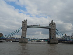 Tower Bridge - London, United Kingdom (Dougtone) Tags: greatbritain bridge england london tower towerbridge river unitedkingdom riverthames thamesriver engineroom bascule