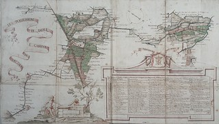 Mappa dei beni delle possessioni di Badile e Cassina Decima, dal cabreo realizzato da Agostino Regalia per il Luogo Pio della Misericordia, 15 febbraio 1682, ALPE, Cabrei, 2