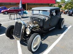 HotRod coupe (bballchico) Tags: ford modela 5window coupe hotrod ratbastardscarshow ratbastardsinfestationcarshow 2014 206 washingtonstate