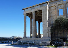 North porch, the Erechtheion