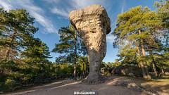 Ciudad Encantada_El Tormo Alto (360 interactiva) (Juan Ig. Llana) Tags: panorama espaa 360 erosion bosque panoramica pinos epic rocas spherical cuenca ciudadencantada gigapan esferica eltormoalto epicpro