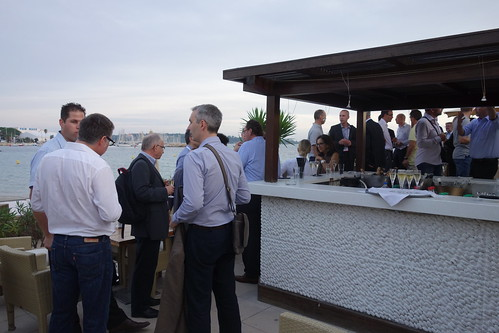 EPIC Dinner ECOC 2O14 Cannes - France (9)
