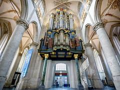 Orgel Grote Kerk van Breda (PortSite) Tags: holland church netherlands dutch nikon interieur nederland kirchen organ breda église paysbas kerk hdr orgel architectuur orgue 2014 portsite kirchenorgel d3s