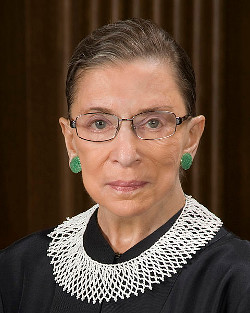 From flickr.com: Justice Ruth Bader Ginsburg {MID-306187}