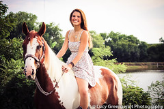 Kelby (lucy.greenawalt) Tags: horse love girl hat bareback person photography country riding human western job equine kelby