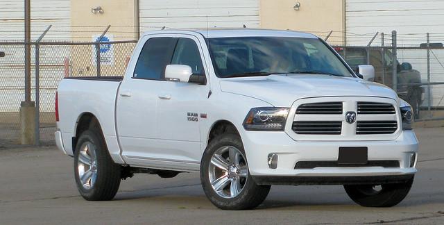 white truck shiny pickup pickuptruck vehicle dodge hemi chrysler mopar ram 1500 v8 2010 madeinusa americanmade 2wd 2000s dodgeram 2011 ram1500 4door crewcab doublecab 12ton dodgehemi hemiv8 d1500 eyellgeteven