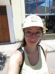 """Trop peur de l'insolation, j'achète une casquette de touriste, erf! • <a style=""""font-size:0.8em;"""" href=""""http://www.flickr.com/photos/128043923@N02/15337670252/"""" target=""""_blank"""">View on Flickr</a>"""