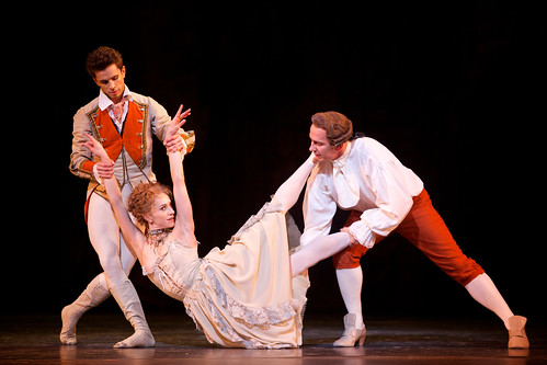 What did you think of Kenneth MacMillan's Royal Ballet production, the first cinema relay of the 2014/15 Season?