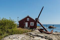 IMG_3967 (Trick Top Hat) Tags: island sweden gothenburg anchor westcoast vinga