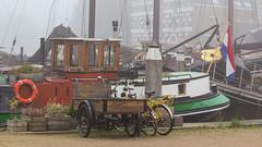 Gouda (vofot) Tags: haven holland nederland morgen gouda