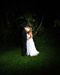 IMG_7446504095440 (papiyo1) Tags: wedding love night outdoors star groom bride photo kiss image picture romance photograph romantic starkiss
