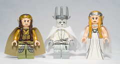 Lego 79015 - Witch-king battle (gnaat_lego) Tags: review lotr thehobbit elrond witchkingbattle lego79015