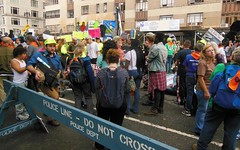 People's Climate March (caboose_rodeo) Tags: newyorkcity 8118 peoplesclimatemarch manhattanasmallislandoffthecoastofamerica